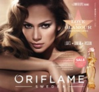 Парфюмерная вода Love and Glamour Jennifer Lopez
